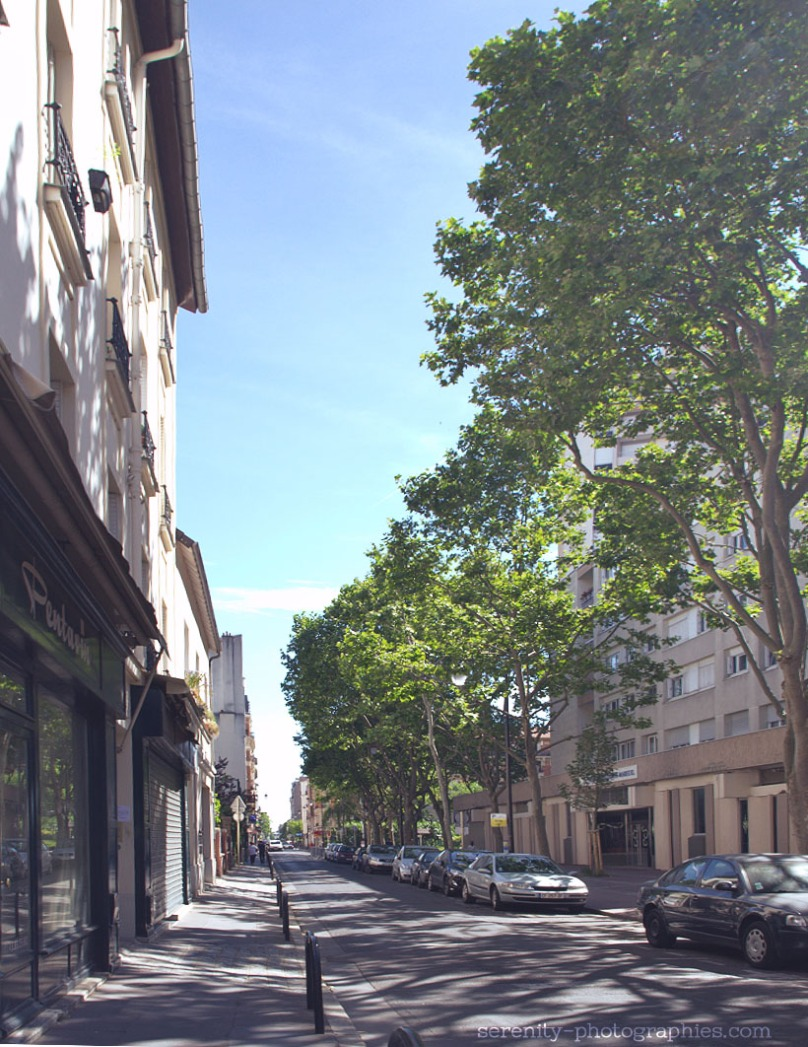 rue de paris copie